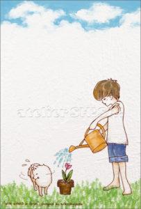 with Wankoシリーズ・春