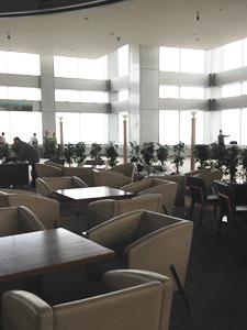 都庁の展望カフェ